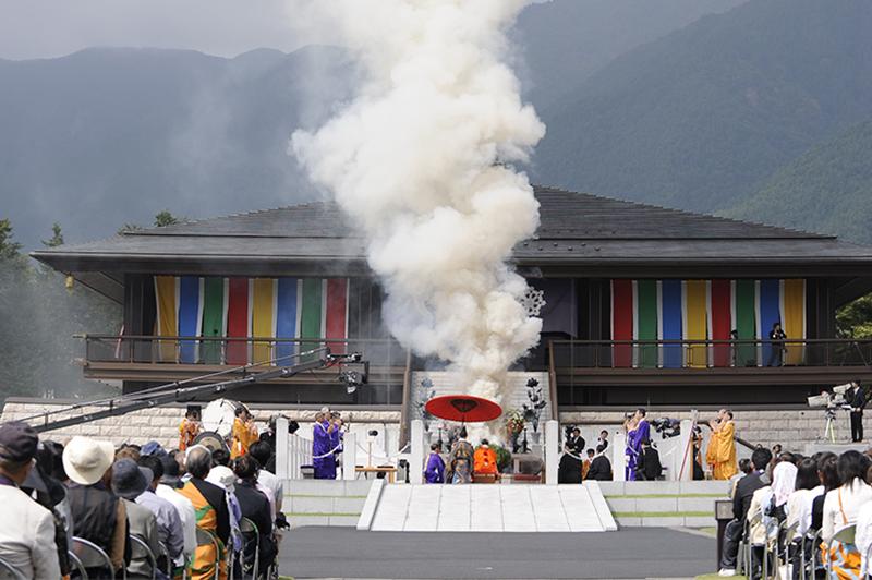 La propagation du bouddhisme