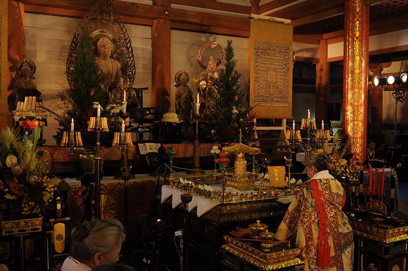 Comment est apparu le bouddhisme Shinnyo