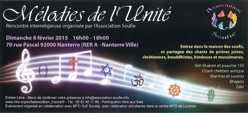 Mélodies de l'Unité