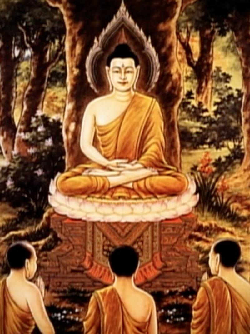 Séance de méditation