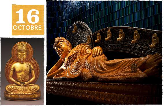 Après-midi portes ouvertes découverte du bouddhisme
