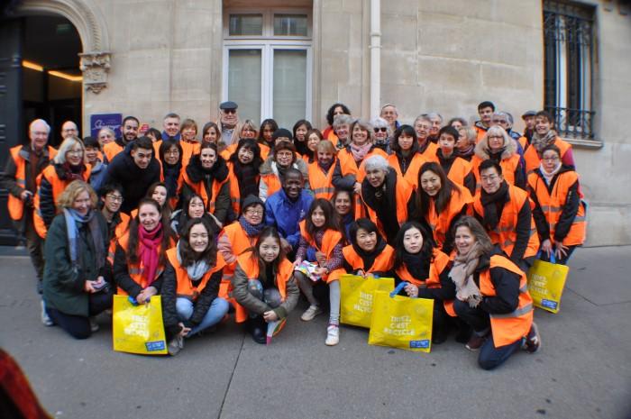 Nettoyage Participatif de Rues 15 février 2020 11h